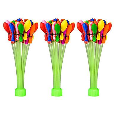 Balões Pools & Water Fun Balões de Água Brinquedo de Água Brinquedos Inflável Festa Silicone 110 Peças Para Meninas Para Meninos