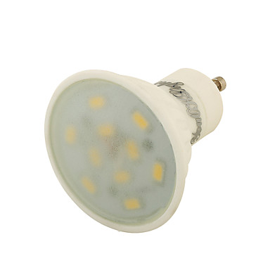 GU10 LED-spotlampen A50 10 leds SMD 5730 Decoratief Warm wit 450lm 3000K AC 220-240 AC 110-130V
