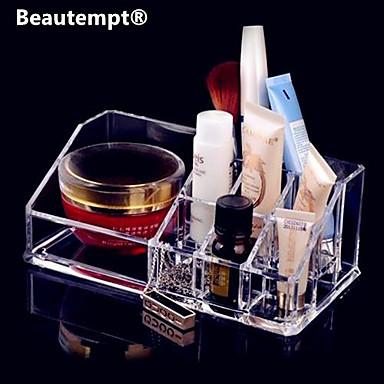 Cosmetics Storage Toilet Plastik Çok-fonksiyonlu / Çevre Dostu / Seyahat / Hediye