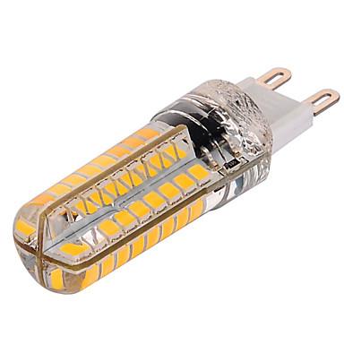 Ywxlight® g9 levou luzes de milho 72 smd 2835 1000 lm branco quente branco frio dimmable ac 220-240 v 1pc
