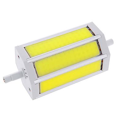 ywxlight® r7s conduziu luzes de milho 3 cob 1450 lm branco quente branco frio decorativo ac 85-265 v