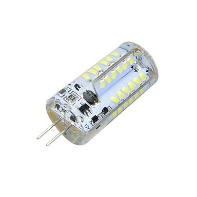 400-500 lm G4 Verzonken lampen Verzonken ombouw 57 leds SMD 3014 Decoratief Warm wit Koel wit DC 12V AC 12V
