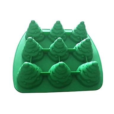 Bakvormen gereedschappen Muovi DHZ Cake Cake Moulds 1pc