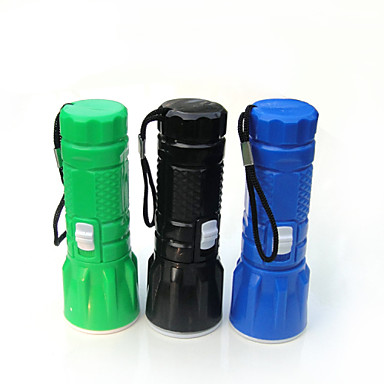 # LED-Zaklampen LED 100 lm 1 Modus LED Verstelbare focus Noodgeval Compact formaat Kamperen/wandelen/grotten verkennen Dagelijks gebruik