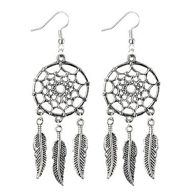 Dames Druppel oorbellen Gepersonaliseerde Vintage Opvallende sieraden Legering Bladvorm Sieraden Feest Dagelijks Causaal Kostuum juwelen