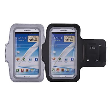 HAISKY Faixa de Braço Bolsa Celular para Corridas Ciclismo / Moto Corrida Cooper Bolsas para Esporte Vestível Sensível ao Toque Telefone