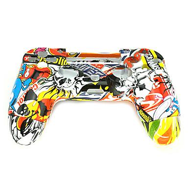 Dik Yaka / Oyun Kontrolörü Kasa Koruyucu Uyumluluk Sony PS4 ,  Yenilikçi Dik Yaka / Oyun Kontrolörü Kasa Koruyucu Plastik 1 pcs birim