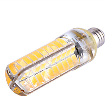8W E11 2-pins LED-lampen T 80 SMD 5730 700-800 lm Warm wit Koel wit 2800-3200/6000-6500 K Dimbaar Decoratief AC 110-130 V