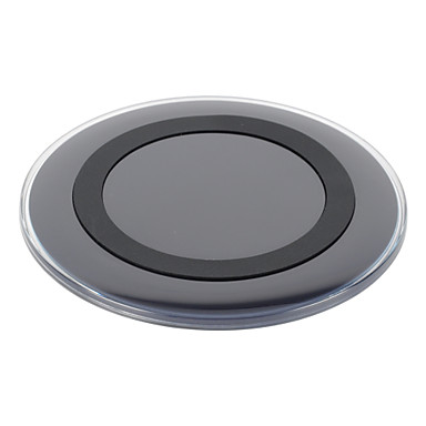 universal design qi standaard a1 draadloos opladen pad mobiele draadloze oplader voor Galaxy S7 S7 rand s6 s6 rand