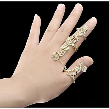Dames Sieraden Set Verstelbaar Kostuum juwelen Legering Sieraden Voor Feest Dagelijks Causaal