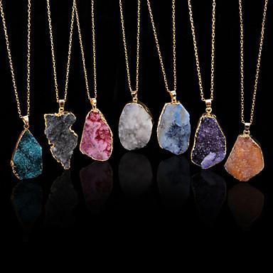 Dames Hangertjes ketting Legering Hangertjes ketting Dagelijks Causaal Kostuum juwelen