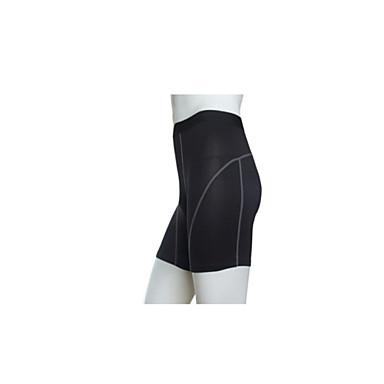 Bermudas Acolchoadas Para Ciclismo Homens Moto Shorts Calças Roupa de Ciclismo Secagem Rápida Respirável Redutor de Suor Sólido Exercício