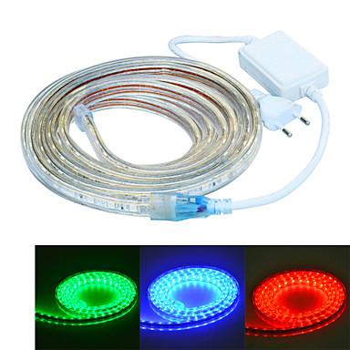 300 LEDs RGB Impermeável Adequado Para Veículos AC110 AC220 AC 110V AC 220V V