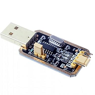 usb ch340g para TTL cabo de download STC / para porta serial atualizar módulo de placa
