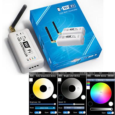 aplicativo inteligente wi-fi liderado controlador RGB