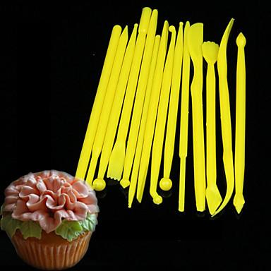 1pc Nieuwigheid Cake Muovi DHZ Cake Moulds