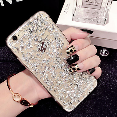 TPU 8 iPhone Per 6 retro Transparente Plus iPhone iPhone iPhone Per X Plus 7 iPhone Custodia Apple Morbido per 8 04769992 iPhone 6 Glitterato Plus Ff6wxtq7T