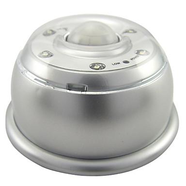 E14 Slimme LED-lampen Verzonken ombouw 6 leds Geïntegreerde LED 120,000 MCDlm Natuurlijk wit NOK Sensor Batterij