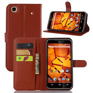 het reliëf kaart beschermhoes voor ZTE max + n9521 mobiele telefoon