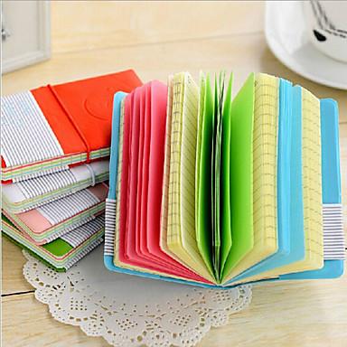 Schattig / Zakelijk / Multifunctionele - Papier - Creative Notebooks
