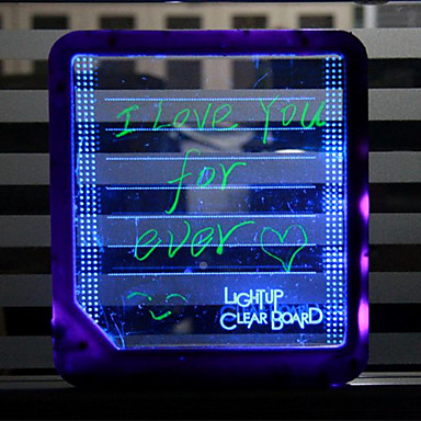 licht tablet geleid message board fluorescentie tablet fluorescentie message board