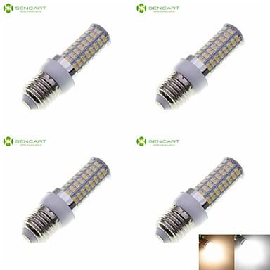 E14 G9 GU10 B22 E26 E26/E27 Lâmpadas Espiga Encaixe Embutido 72 leds SMD 5630 Impermeável Decorativa Branco Quente Branco Frio
