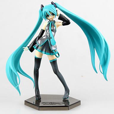 Anime Action Figures geinspireerd door Vocaloid Hatsune Miku PVC 19 CM Modelspeelgoed Speelgoedpop
