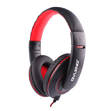 cheap Gaming Earphones-OVLENG Gaming Headset Wired Travel & Entertainment with Microphone