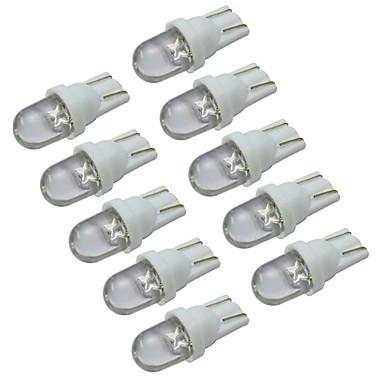 T10 Carro Caminhões e Reboques Motocicleta Branco Branco Frio 0.5W LED Dip 6000-6500Luz de Novoeiro Luz Diurna Corrente Faixa LED Luz de