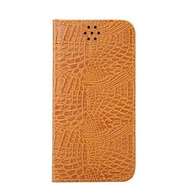 Etui Käyttötarkoitus Samsung Galaxy S7 edge S7 Korttikotelo Lomapkko Tuella Flip Kokonaan peittävä Yhtenäinen väri Kova PU-nahka varten