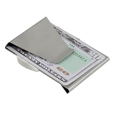 Ασημί - Αλλάξτε πορτοφόλια - από Ανοξείδωτο Ατσάλι - Δουλειά / Πολυλειτουργία