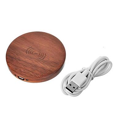 billige Elektrisk udstyr og materiale-Cwxuan Trådløs Oplader USB oplader US Stik / EU Stik / UK Stik 1 USB-port 1 A DC 5V for / AU Stik