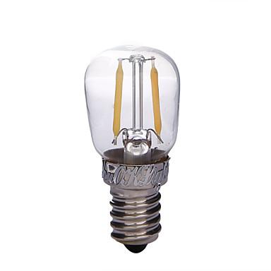 YouOKLight 200 lm E14 Luz de Decoração B 2 leds COB Decorativa Branco Quente 220-240V