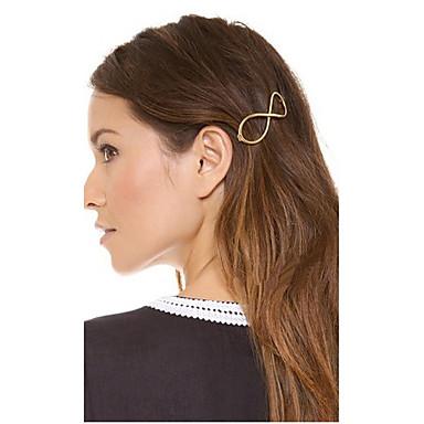 Per donna Elegante Molletta - Lega / Forcine per capelli / Forcine per capelli