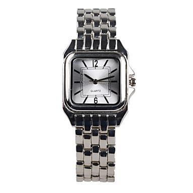Mulheres Relógio de Moda Quartzo Venda imperdível Lega Banda Amuleto Prata