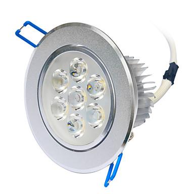 Plafondlampen 7 leds Krachtige LED Dimbaar Decoratief Warm wit Koel wit 700lm 3000/6000K AC 220-240 AC 110-130V