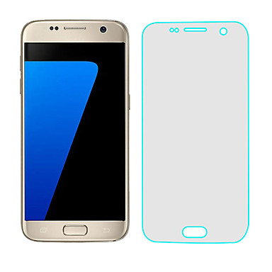 화면 보호기 Samsung Galaxy 용 S7 안정된 유리 화면 보호 필름 지문 방지