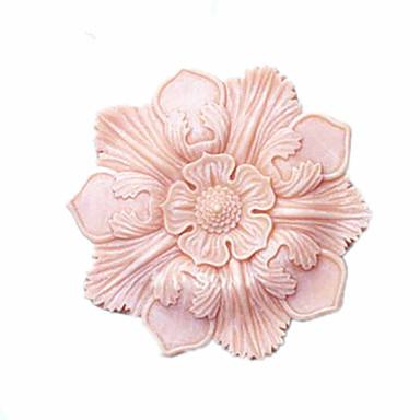 ψήσιμο Mold Λουλούδι Πίτες Μπισκότα Κέικ Καουτσούκ Σιλικόνης Φιλικό προς το περιβάλλον Υψηλή ποιότητα 3D