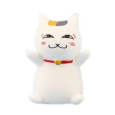 애니메이션 액션 피규어 에서 영감을 받다 나츠메 Yuujinchou 고양이 5 CM 모델 완구 인형 장난감