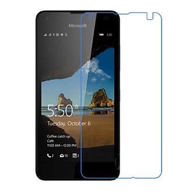 protetor de tela de alta definição para microsoft lumia 550 protetores de tela para nokia