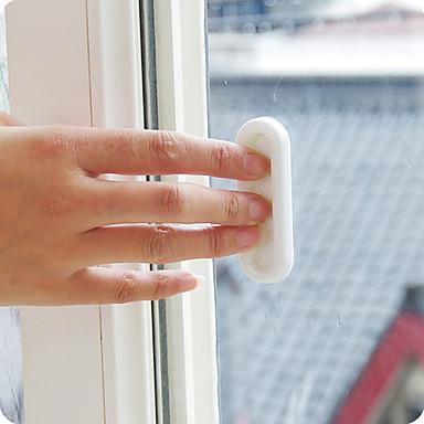 4pcs janela aberta auxiliar lidar com super-cola