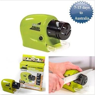 elektrische messenslijper keukenschaar bladen schroevendraaiers verscherping hulpmiddel