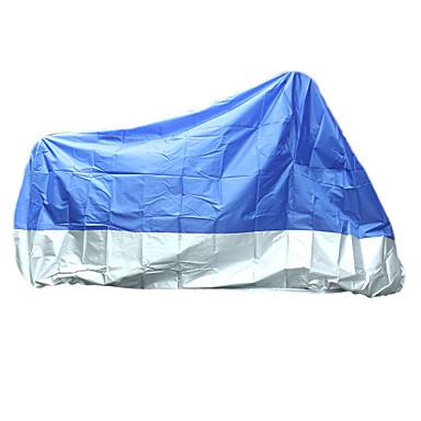 motorkerékpár motorkerékpár vízálló esővédő porvédő UV védelem xl kék