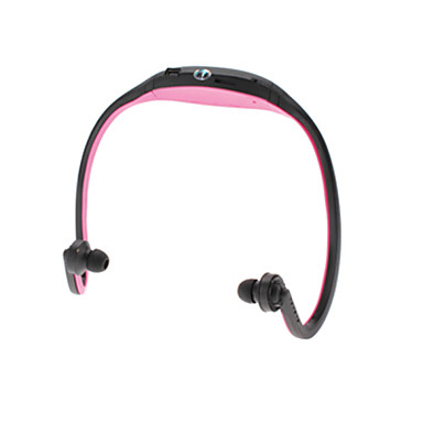 V uchu Bezdrátová Sluchátka Plastický Sport a fitness Sluchátko Izolace proti hluku Sluchátka