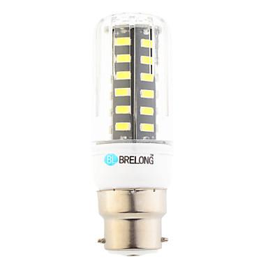 4 W 350-400 lm B22 LED kukorica izzók T 42 led SMD Meleg fehér Hideg fehér AC 220-240V