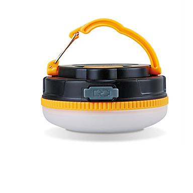 1 Lanternas e Luzes de Tenda LED 180 lm 1 Modo LED Recarregável Impermeável Campismo / Escursão / Espeleologismo