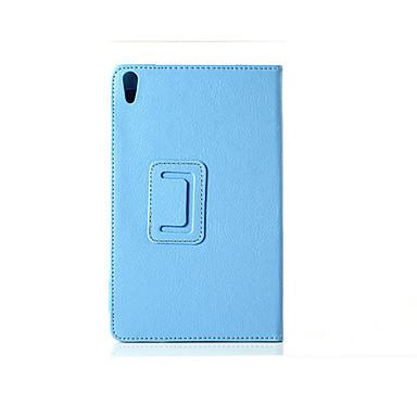 pu bőr borítás esetében lenovo s8-50 tabletta esetén fedezi a képernyő védő
