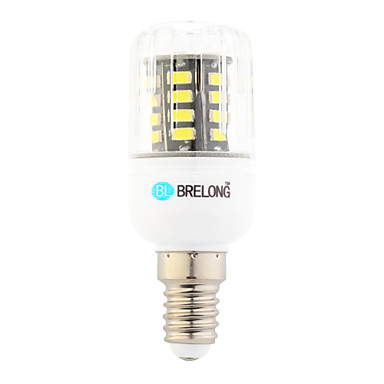 6W E14 LED 콘 조명 T 30 SMD 600 lm 따뜻한 화이트 / 차가운 화이트 AC 220-240 V 1개