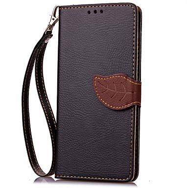 Mert HTC tok Pénztárca / Kártyatartó / Állvánnyal / Flip Case Teljes védelem Case Egyszínű Kemény Műbőr HTC