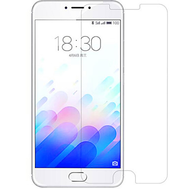 nillkin HD 방지 지문 필름은 MEIZU의 매력 블루 노트 3 휴대 전화에 대 한 설정